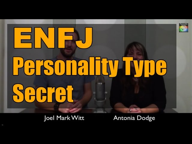 Enfj profile description for dating