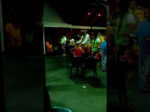 Tuvalu Dance (Lisa & Ben's Wedding)