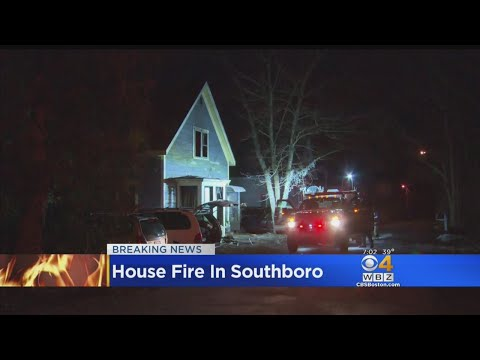 Pets Killed, Woman Injured In Southboro Fire