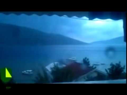 natural disaster Super Raios Super Lightning