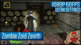 Zombie Zoid Zenith Gameplay PC HD [1080p 60FPS]