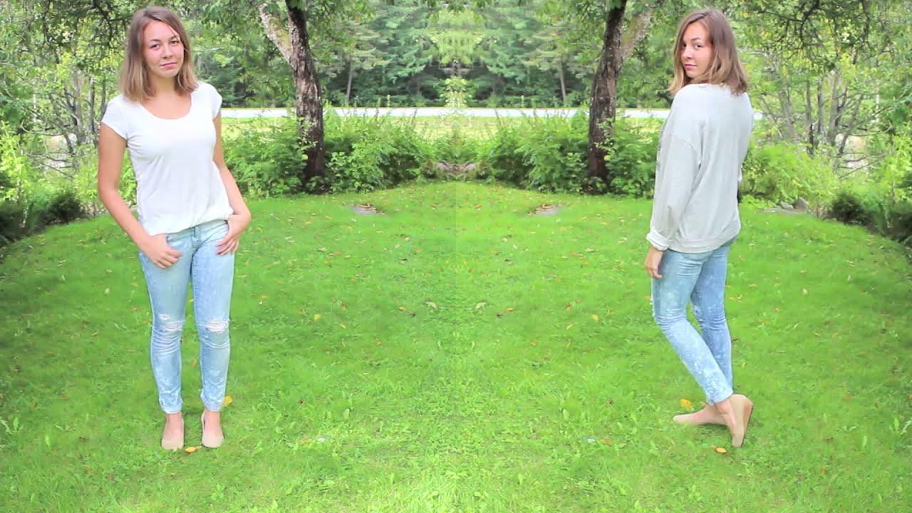 diy acid wash jeans youtube