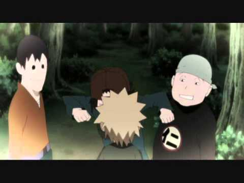 Naruto AMV  Paradise Lost  Hollywood Undead
