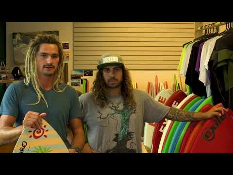 HOW TO SKIMBOARD W/ World Champion Skimboarder Austin Keen - Choose the Right Skimboard -