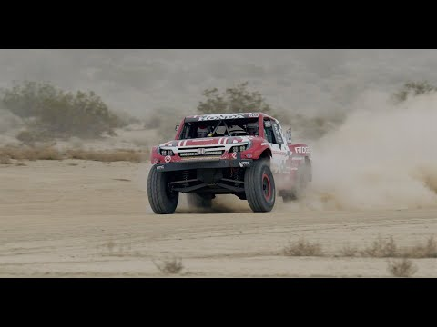 Team Honda Off Road Takes On The 2020 Mint 400 - Watch In 4K