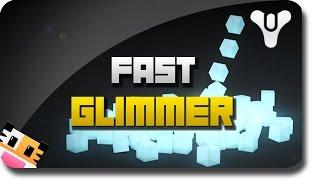 "Destiny - ""Fast Destiny Glimmer"" and ""Easy Destiny Glimmer"" Farming (Destiny ""Money Farming"" Earth)"