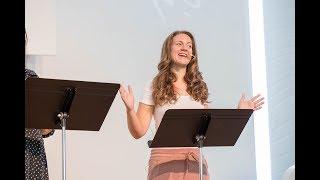 While running away (Auf der Flucht) - Predigt von Carmen Rempel bei MLI am 22.9. 2019