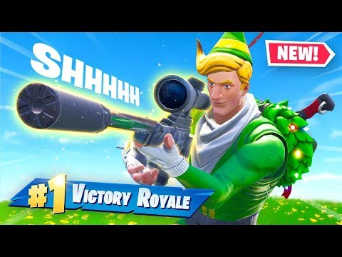 *NEW* Super Sneaky Silenced Sniper