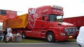 Amerykańskie ciężarówki i nie tylko. American trucks And not only.