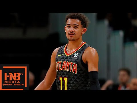 Atlanta Hawks vs Charlotte Hornets Full Game Highlights | 11.06.2018, NBA Season