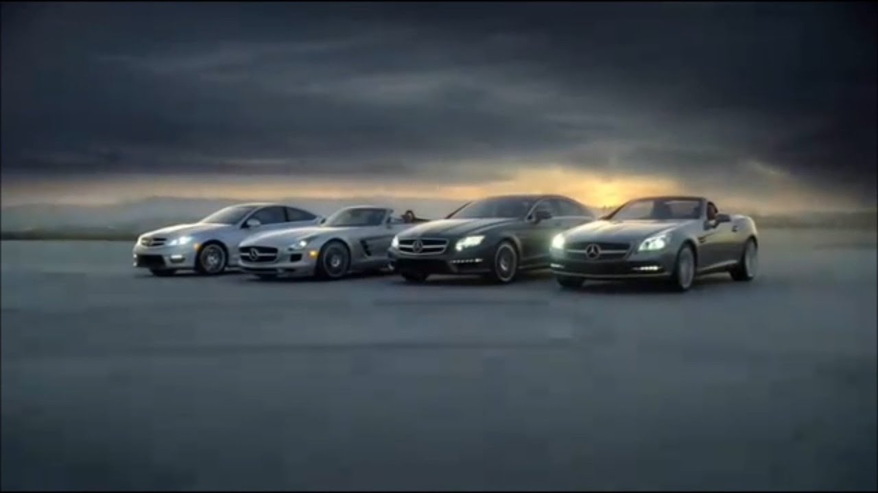 Mercedes benz 125 years of innovation hd commercial for Comercial mercedes benz