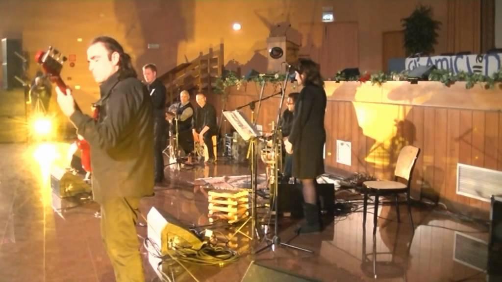 Gianni Pellegrini & band- Ferlizze live Foggia 16 2 2014