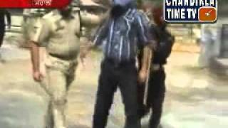Punjab Police Sikh Turban Removed New Punjabi Song 2011   babbu mann