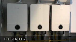 GLOB ENERGY Kotłownia-Kaskadowa 150 kW