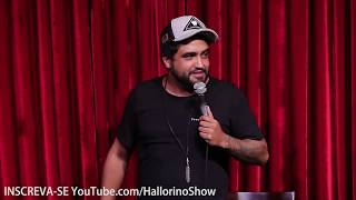 STAND UP - HALLORINO JR - COMPLETO NO COMEDIANS