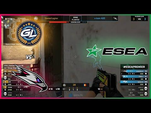 GamerLegion vs AGO | ESEA Season 38 - EU - CSGO Premier - HiGHLiGHTS | CSGO