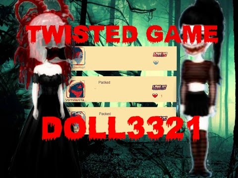 💀HAKERZY Twisted Game DOLL3321 MSP 😈
