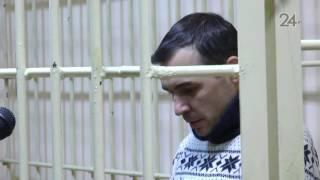 В Казани перед судом предстал Руслан Нурутдинов, устроивший заезд в аэропорту