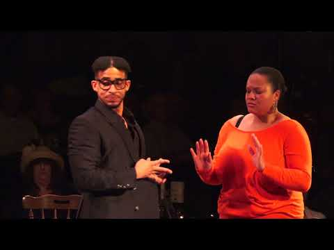 The Art of Murder stage play
