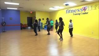 Wright Back Line Dance- LDFF Class
