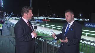2021 BoyleSports Irish Greyhound Derby Final