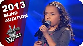 Lenka - Everything At Once (Nicole) | The Voice Kids 2013 | Blind Auditions | SAT.1