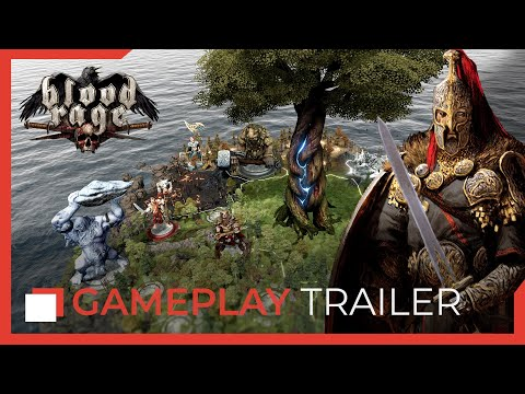 Blood Rage: Digital Edition - Gameplay Trailer