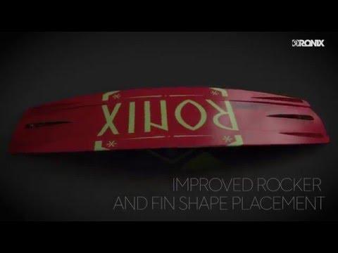 2016 Ronix Krush Board-SurfShop.fr