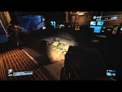 """Aliens Colonial Marine Mission02 """"Battle for Sulaco"""""""