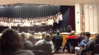 Madison Roy 34 Hallelujah 34 Choir Solo