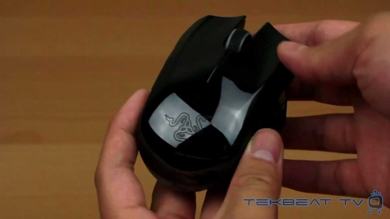 4abb7c83aff Razer Orochi Mobile Gaming Mouse Review - YouTube