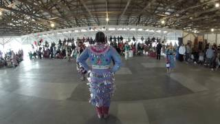 Womens Jingle Special Song 2 @ Fisher River Powwow 2016
