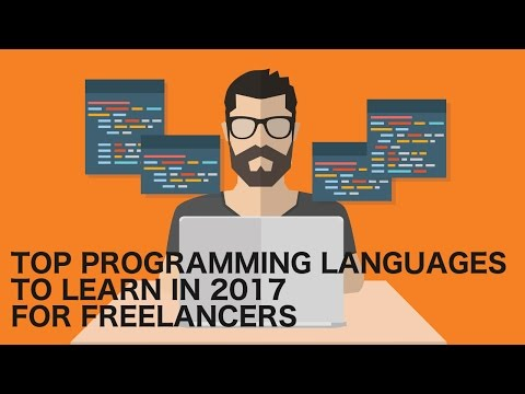 Top Programming Languages To Learn In 2017 For Freelancers