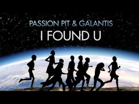 Passion Pit & Galantis – I FOUND U (Official Audio)