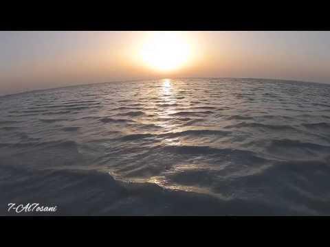 YAS Island Beach Abu Dhabi UAE camera Dji phantom