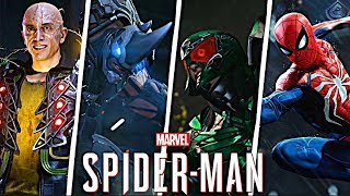 Spider-Man PS4 - SINISTER SIX VILLAINS REVEALED!