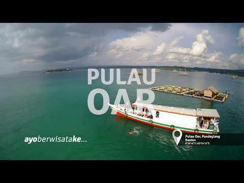 Pesona Indonesia - Pulau Oar, Banten