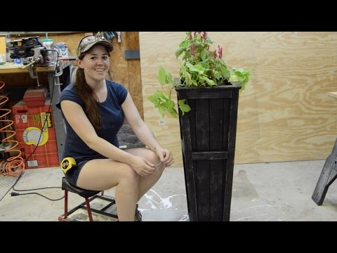 DIY Planter Box - Take Two ; )