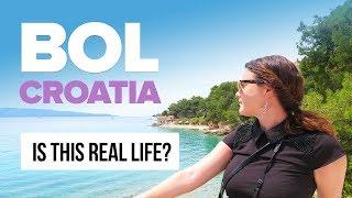 BOL Croatia. Brac is Amazing Is this REAL LIFE? screenshot 4