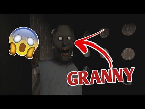Ma urmărește baba nebună GRANNY!?