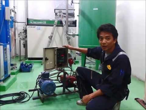 hydrostatic test