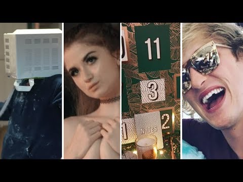 THE 10 WORST THINGS YOUTUBERS DID IN 2017 (Zoella, Logan Paul, TGFBro etc)