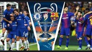 Live Streaming Chelsea vs Barcelona