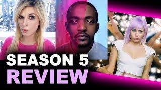 Black Mirror Season 5 REVIEW - Half SPOILERS