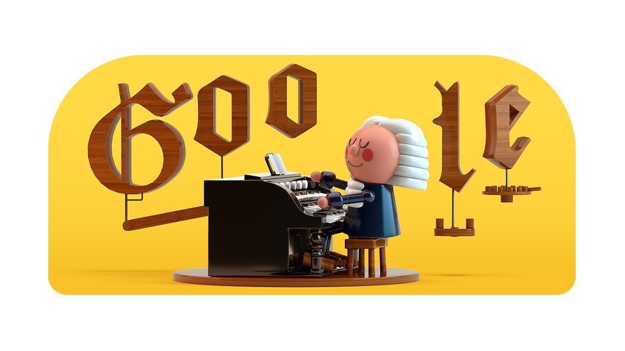 Behind The Doodle Celebrating Johann Sebastian Bach Youtube