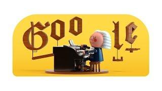 Hinter dem Doodle: Feiert Johann Sebastian Bach