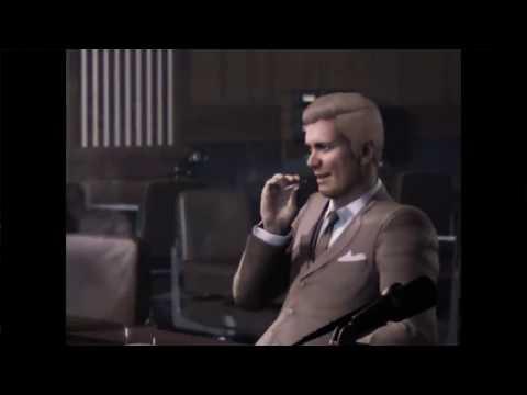 Mafia 3 - John Donnovan Interview with Comittee Full All Cutscenes