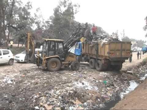 NAIROBI GARBAGE SHAME