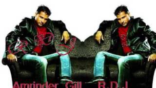 Dilbara - Amrinder Gill - Brand New punjabi song 2011