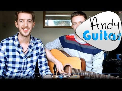 Laid James guitar chords (How to play) Easy beginners songs guitar lesson